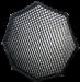 Chimera Griglia di stoffa 40° per OctaPlus 120cm EZPOP