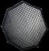 Chimera Griglia di stoffa 50° per OctaPlus 120cm EZPOP